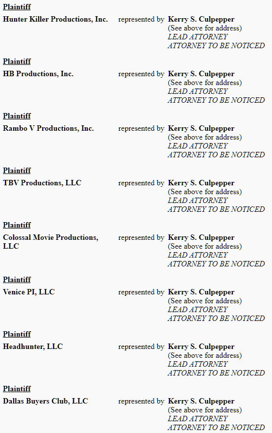 kerry-culpepper-ip-dmca-settlement-letters-hb-productions-fallen-productions Common Troll HB Productions & Fallen Productions
