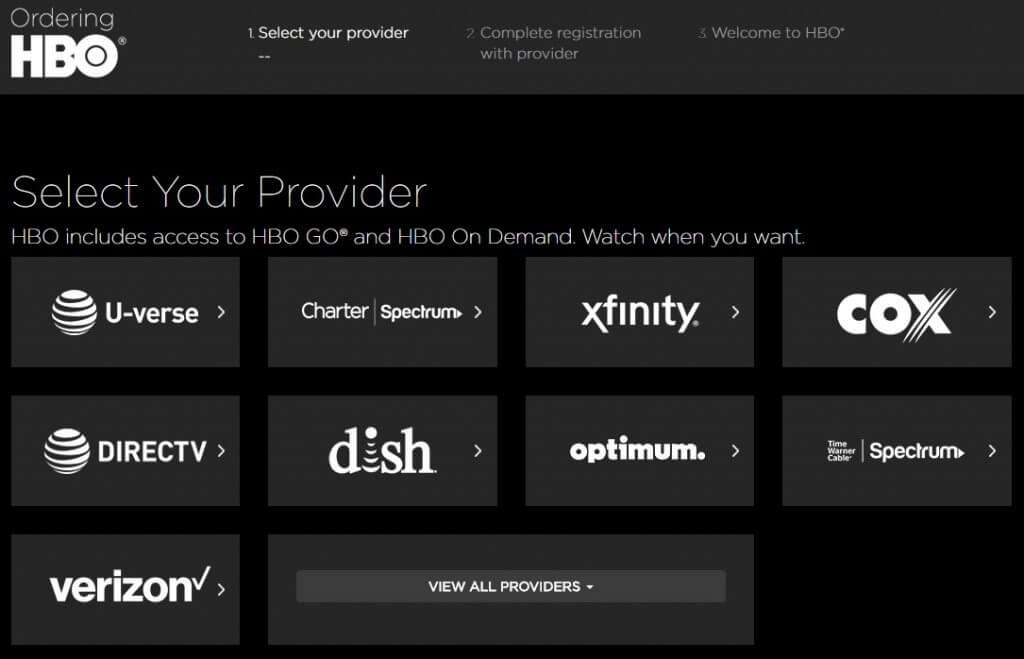 HBO stays loyal to cable company subscribers